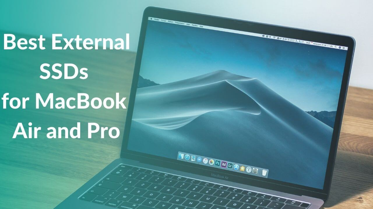 Best External SSDs for MacBook Air and Pro in 2021 ...